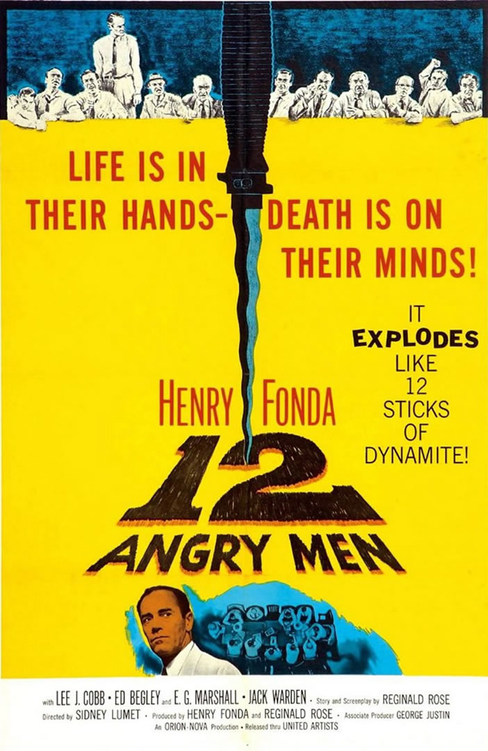 A Hipster's Guide to…: 12 Angry Men | A Hipster's Guide to ...